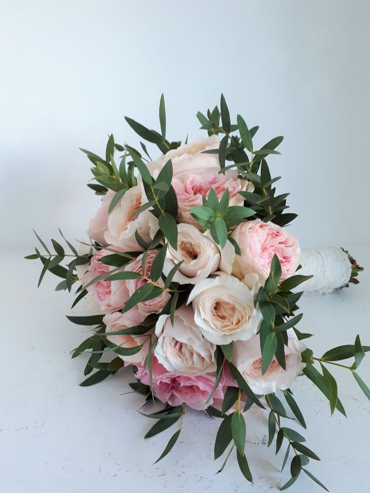 #bride_bouquet #davidaustin_bouquet #wedding_bouquet
