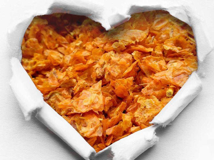 Homoktövis pehely a Zöldcitromos homoktövis szappanhoz #heart #seabuckthorn #homoktovis #sziv #love2smile