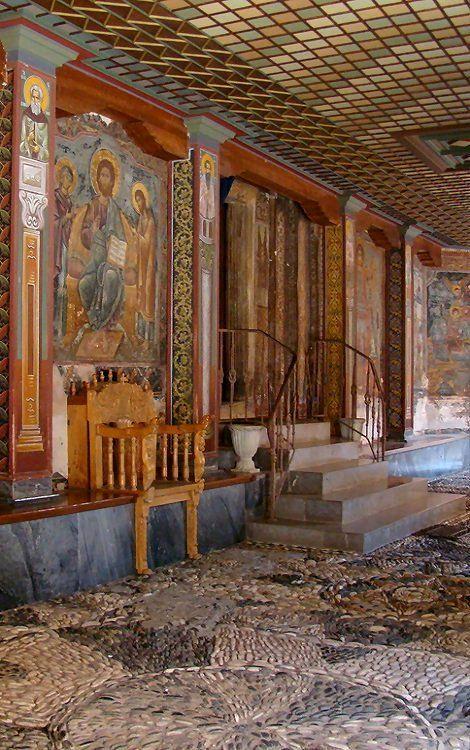 Details of Dionysiou Monastery, Mount Athos, Greece | by Aleksandar Dekanski