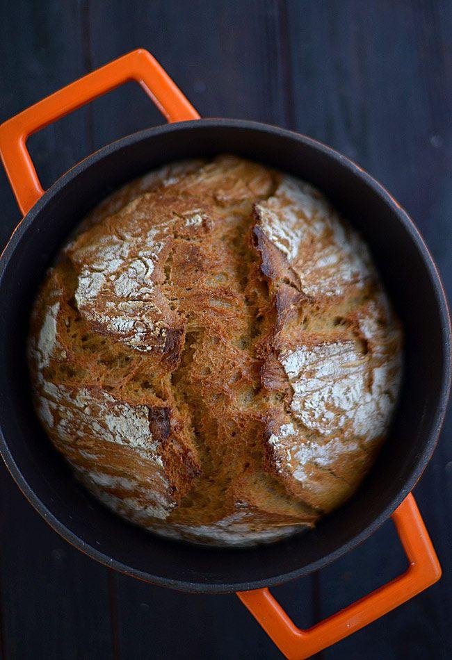 KWaCH - kapitalnie wyśmienity chleb na kwasie chlebowym