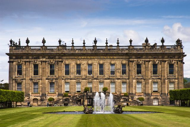 £59 (at the Carlton Park Hotel) for a 1-night stay for 2 inc. entry to Chatsworth House & Gardens or £89 for 2 nights - save up to 35%