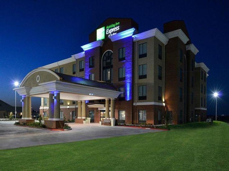 Alva (OK) Holiday Inn Express Alva United States, North