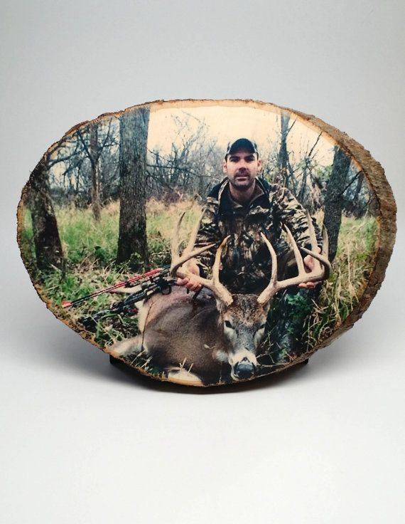 Hey, I found this really awesome Etsy listing at https://www.etsy.com/listing/218079636/hunting-decor-your-hunting-picture-on