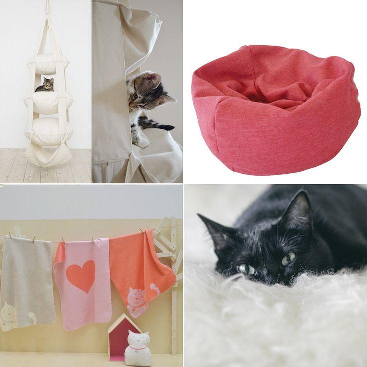 Gute und schöne Sachen für Katzen. Aus natürlichen Materialien, ganz wie sie Katzen lieben.  http://mimmis-katzenshop.de