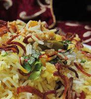 HomeMaker's Cookbook: Vegetable Dum Biryani - Perfect Everytime