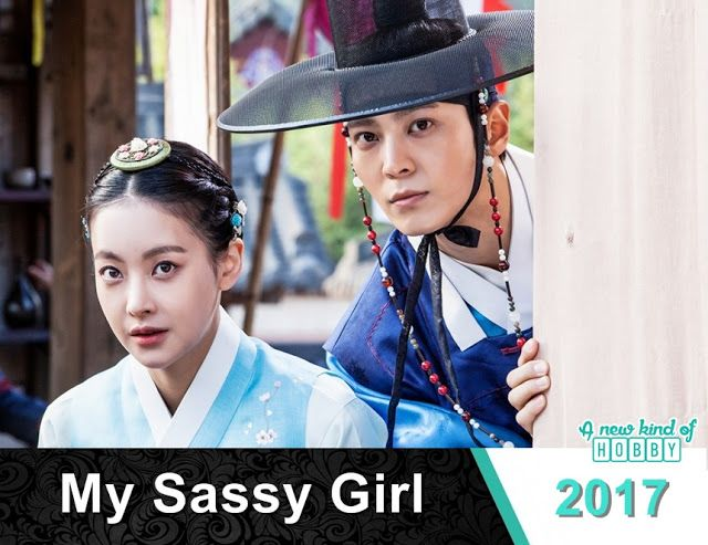 Oh Yeon Seo as the Troublemaker Princess for My Sassy Girl Latest Korean Drama 2017
