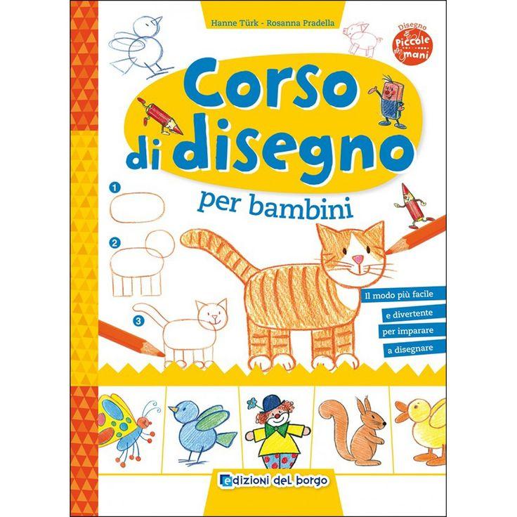 Imparare a disegnare Vol.2 - Corso per bambini - BOOKS ITA - lalberoazzurro.net