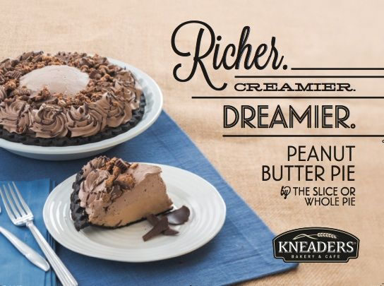 Butter pie, Peanut butter and Peanuts on Pinterest