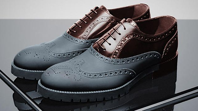 Louis Vuitton Men's Shoes Fall 2014