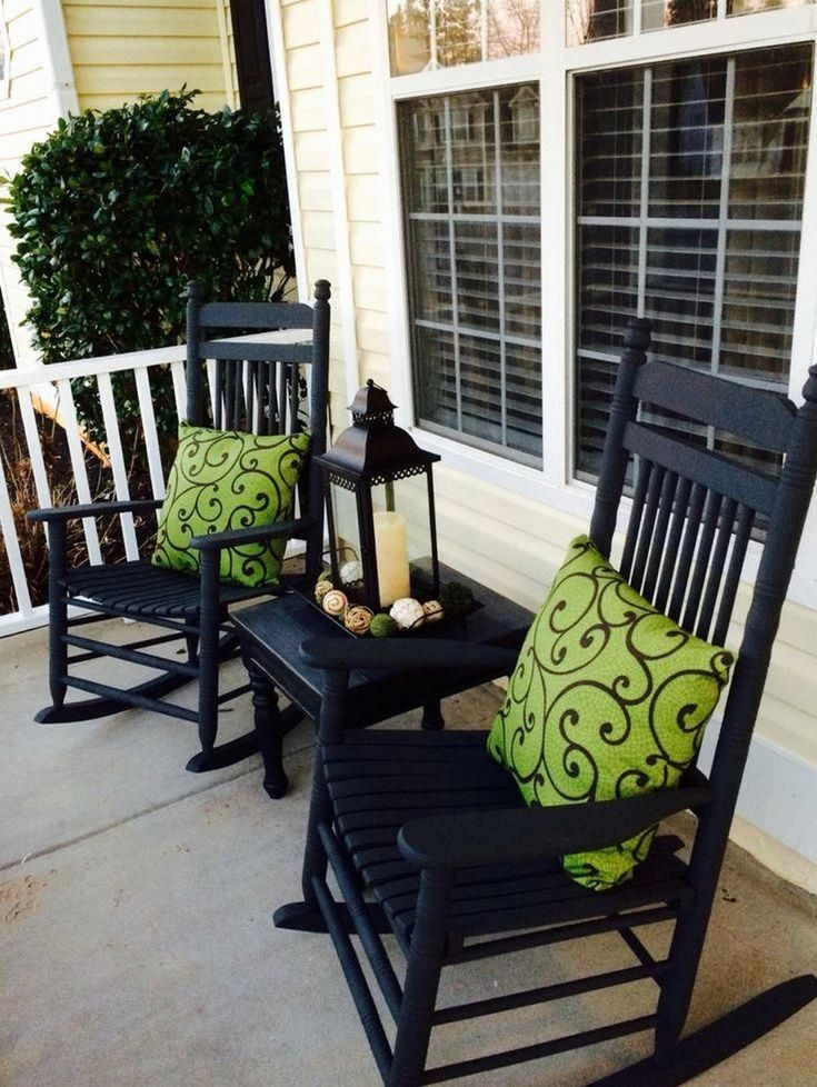 35 rustic farmhouse front porch decorating ideas 34 in