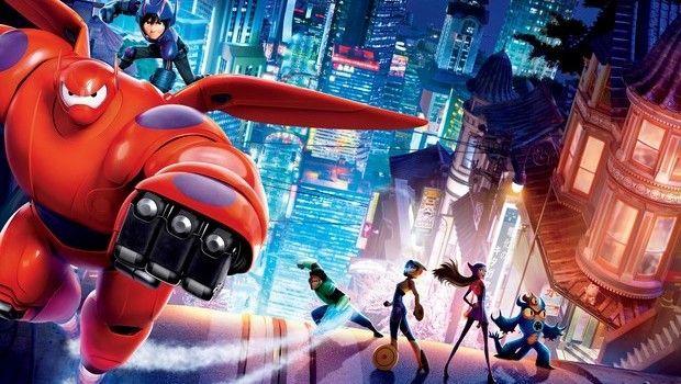 Big Hero 6: la colonna sonora del film d'animazione Disney