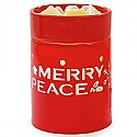 Season's Greetings Electric Tart Warmer