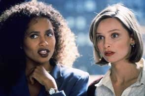"It's actually ""Renee"" in Ally McBeal I adore most. Lisa Nicole Carson, be strong, come back again."