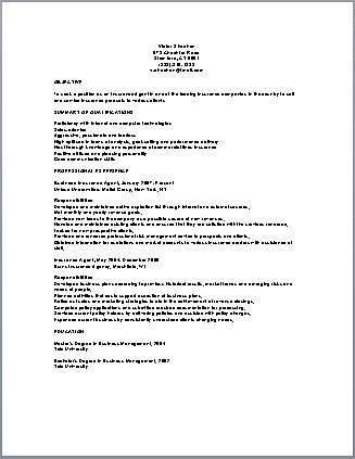 Best Resume Sample Images On   Html Resume And