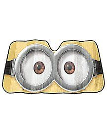 Minions Eyes Sunshade - Despicable Me