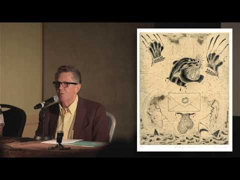 Ed Hardy's 2013 lecture on the Black Panther tattoo!
