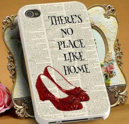 There's no place like home.... #phonecases