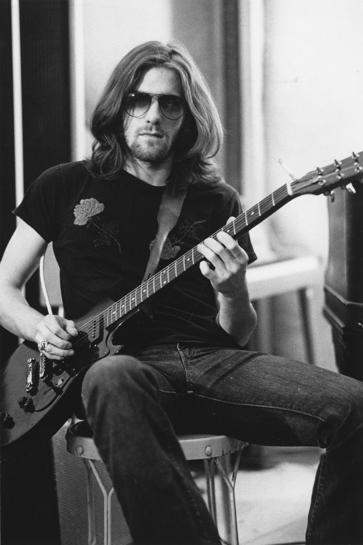 Never was an Eagles fan but just watched the documentary.. One of the biggest things I took away from it was that Glen Frey was a stud back in the day.
