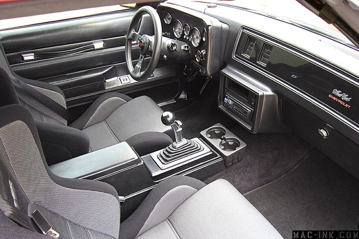 1979 Monte Carlo Touring Street Machine Lateral G Forums