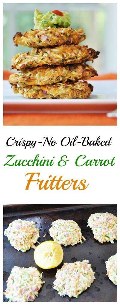 These crispy and tender fritters are oil-free and vegan! #vegan #oilfree #fritters