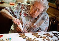 Activity ideas for older adults  (decorate cookies for valentines and Easter)
