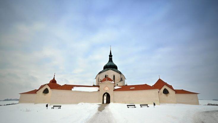 Fotografie: Zelená hora - Kategorie: architektura - zeropixel.cz