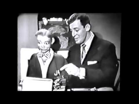 Paul Winchell,Jerry Mahoney & Knucklehead (ventriloquist) (1956)