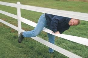 Good fences make good neighbors. Here is a guide to practical fencing on your acreage.