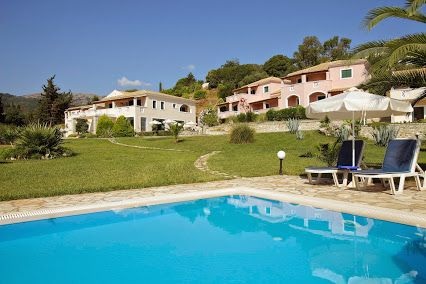 Bella Mare is four stars hotel in Corfu. #hotels #corfuhotel #hotelcorfu