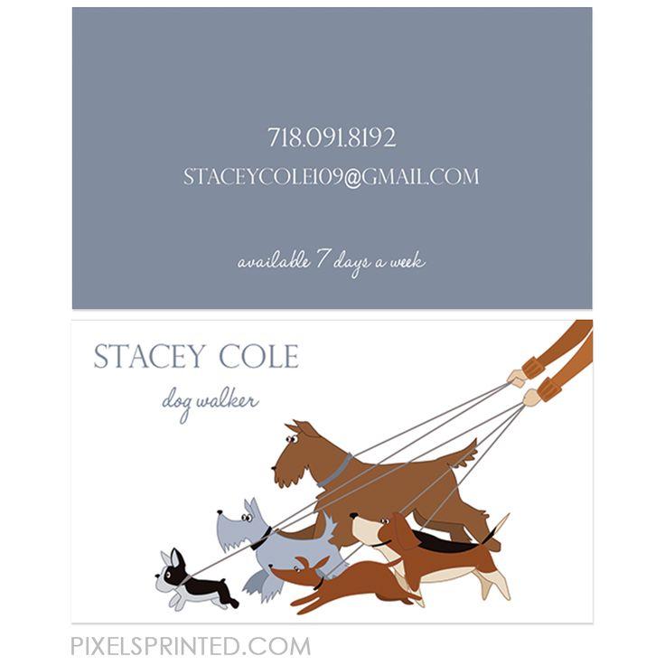 17 best pet sitting business cards images on pinterest business cards carte de visite and. Black Bedroom Furniture Sets. Home Design Ideas
