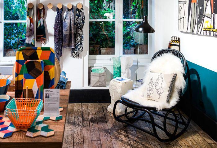 Boutique Picasso  4 rue de Thorigny dans le 4e arrondissement