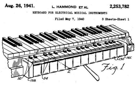 The 'Solovox', Hammond Organ Co, USA, 1940 (With images