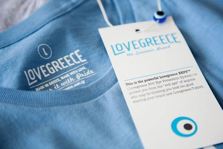 """Lovegreece"" brand. | Living Postcards - The new face of Greece"