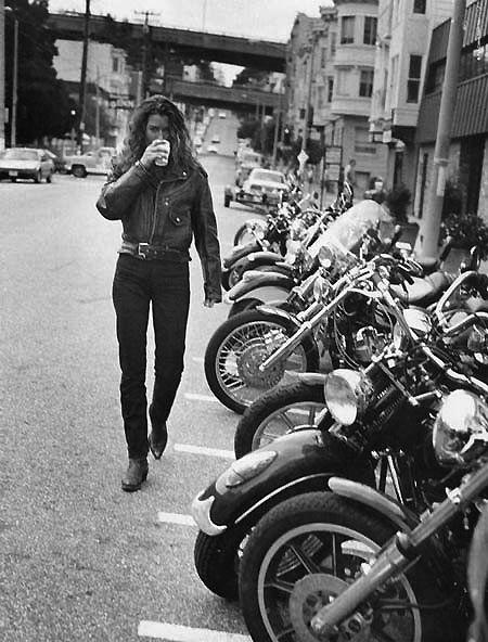 Show Me a Bike: Wild Carre Otis
