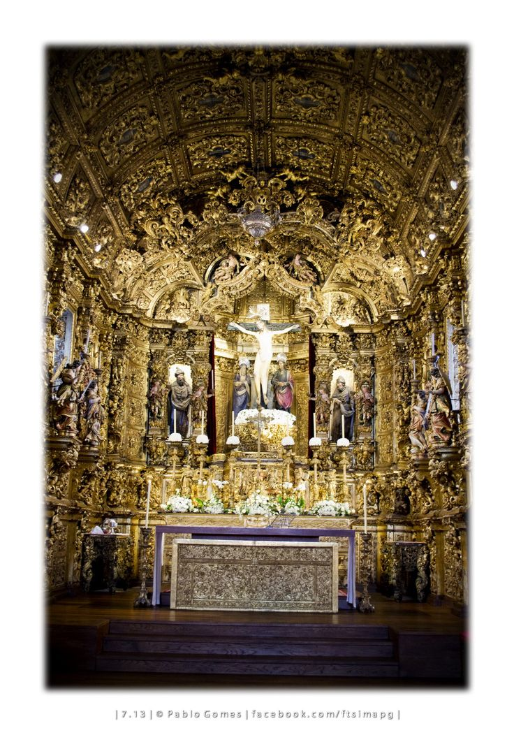 Altar da Igreja do Senhor Bom Jesus / Altar de la Iglesia del Señor Buen Jesus / Altar of the Church of the Lord Good Jesus [2013 - Matosinhos - Portugal] #fotografia #fotografias #photography #foto #fotos #photo #photos #local #locais #locals #cidade #cidades #ciudad #ciudades #city #cities #europa #europe @Visit Portugal @ePortugal @WeBook Porto @OPORTO COOL @Oporto Lobers