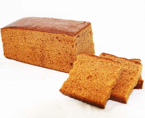 Store-bought ontbijtkoek - Here is a recipe for home made Dutch Breakfast cake Delicious fragrant spicy and the kids love it.