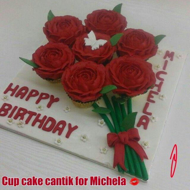 #cupcakes #flowercupcake #sugargalerie