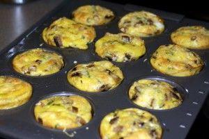Muffin Pan Eggs: Easy Breakfast Recipe - Chaos & Love