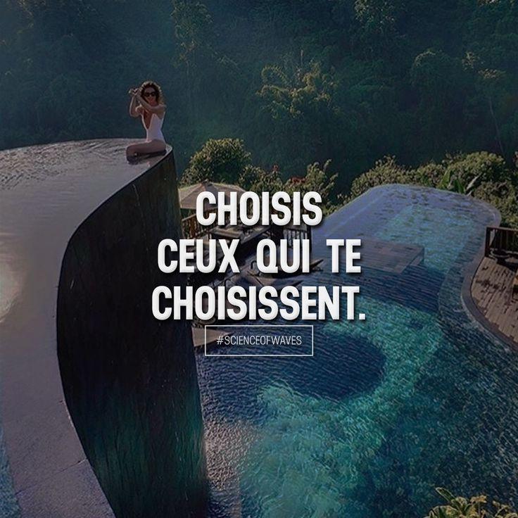 Choisis ceux qui te choisissent. Aime et commente si tu es d'accord! ➡️ @luxuvore for more!