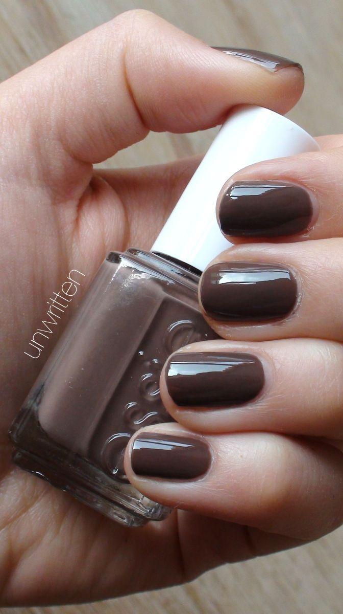Essie Mink Muffs #essie @Essie Martin Martin Deutschland My absolute favorite nail color!