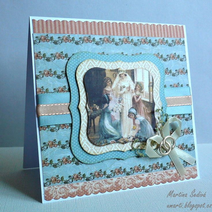 card - wedding - Graphic 45