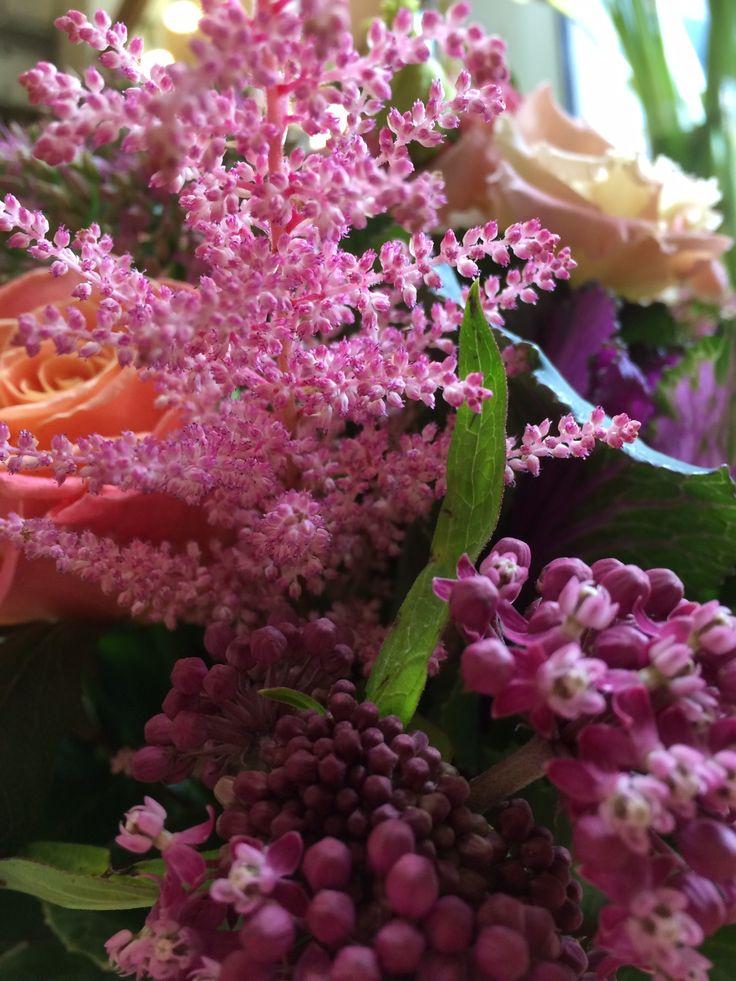 Pink mania flower paradise