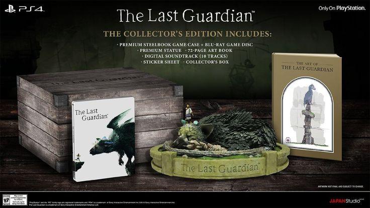 The Last Guardian initialement prévu sur PS..2 se trouve enfin une date de sortie sur PS4 pour le 25 octobre 2016. En plus de connaitre la date de sortie,