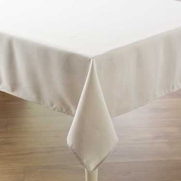 Indoor / Outdoor Tablecloth Natural 150 x 230 cm
