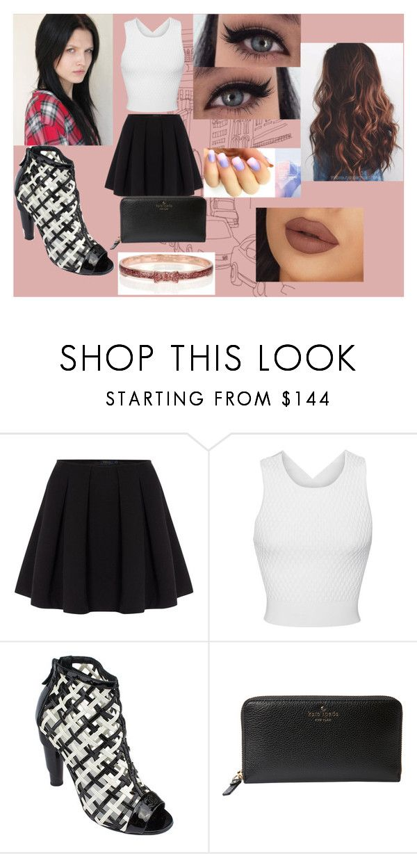 """adventures began. It was"" by evacristelo on Polyvore featuring Polo Ralph Lauren, Jonathan Simkhai, Chanel, Kate Spade and Gerard Cosmetics"