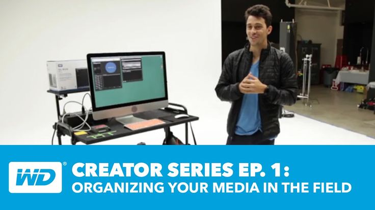 Creator Series: How to Manage Media in the Field - Ep. 1