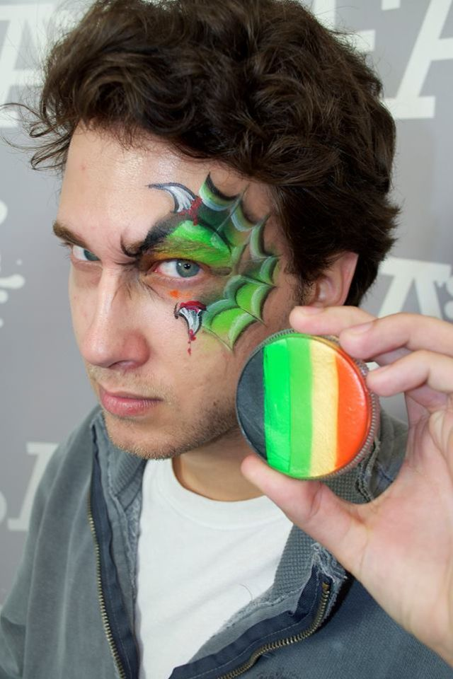 48 Best Face Painting images | Face painting, Face, Face
