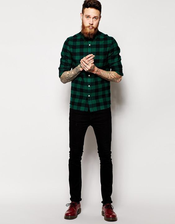 1c36f6f0fb Camisa Xadrez. Macho Moda - Blog de Moda Masculina  CAMISA XADREZ  MASCULINA  Como Usar e Onde Encontrar  Como usar Camisa Xadrez