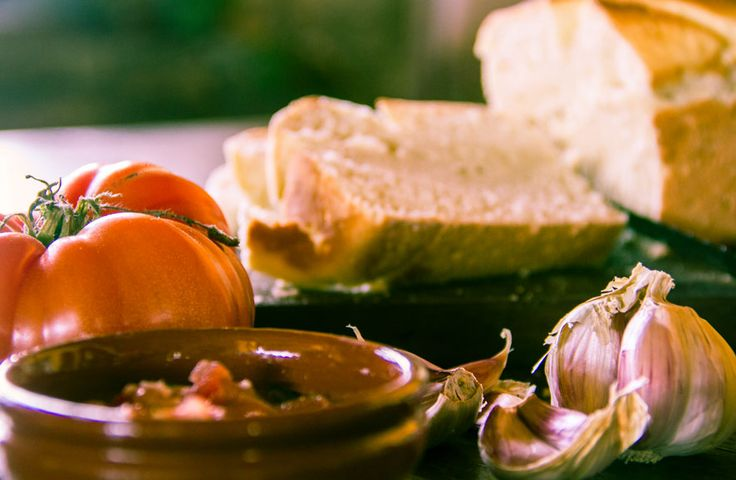 Copetin - Pan casero y verduras de la huerta organica