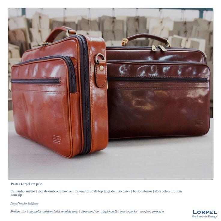 Lorpel leather briefcase   #lorpel #lorpelforlife
